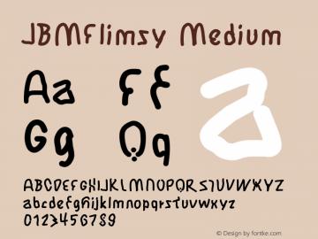 JBMFlimsy