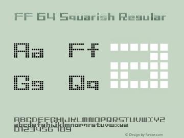 FF 64 Squarish