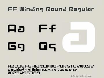 FF Winding Round