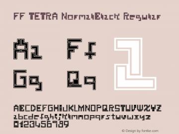 FF TETRA NormalBlack