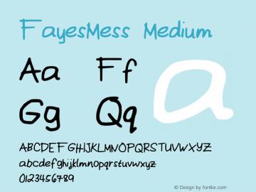 FayesMess