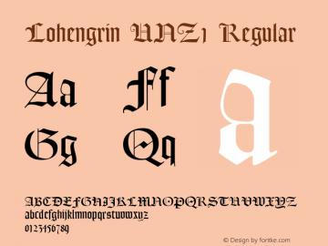 Lohengrin UNZ1