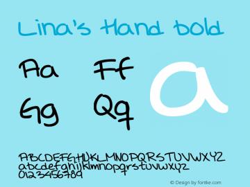 Lina's Hand