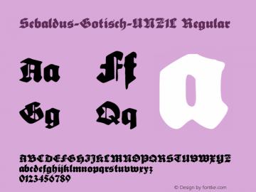 Sebaldus-Gotisch-UNZ1L