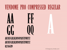 Vendome Pro Compressed