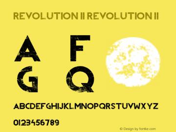 REVOLUTION II