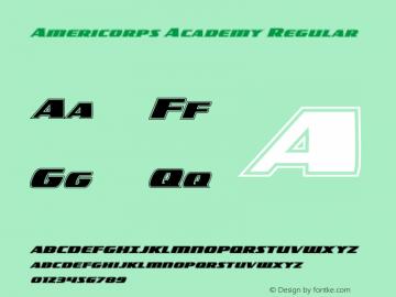 Americorps Academy