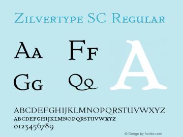 Zilvertype SC