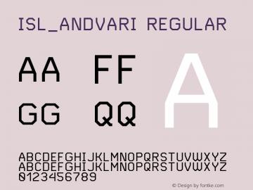 ISL_Andvari