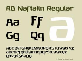 RB Naftalin