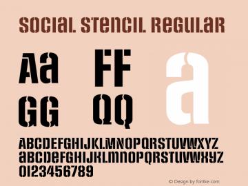 Social Stencil