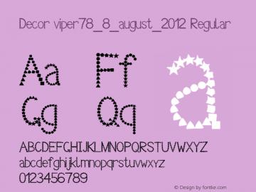 Decor viper78_8_august_2012