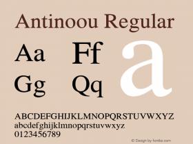 Antinoou