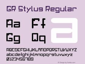 GR Stylus