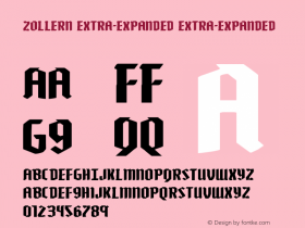 Zollern Extra-Expanded