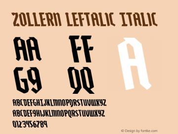 Zollern Leftalic