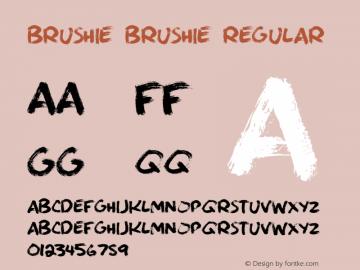 Brushie Brushie