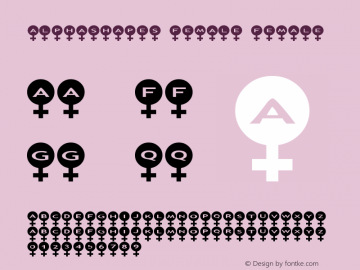 AlphaShapes female
