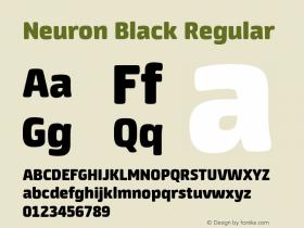 Neuron Black