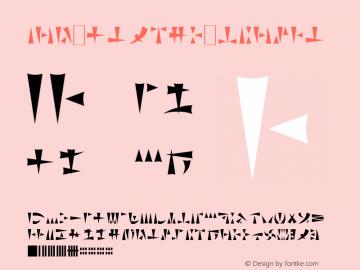 Ork Glyphs