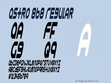 Astro 868