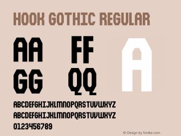 Hook Gothic