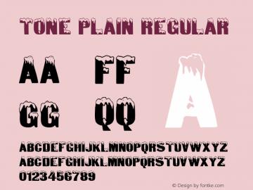 Tone Plain