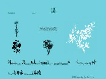 Floral Motifs-Branches