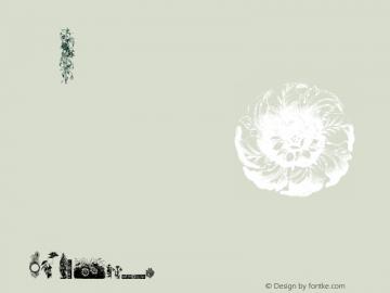 Floral Motifs-Mums and Suns