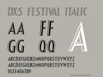 DXS Festival