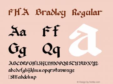 FHA Bradley