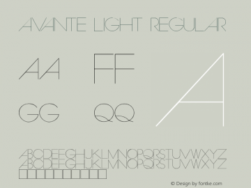 Avante Light