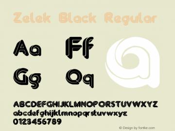 Zelek Black