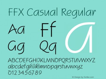 FFX Casual