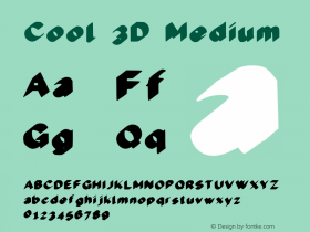 Cool 3D