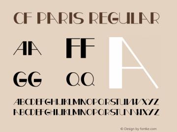 CF Paris