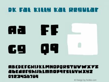 DK Fat Kitty Kat
