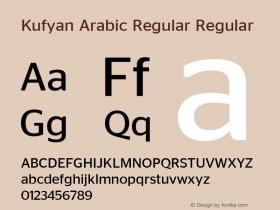 Kufyan Arabic Regular