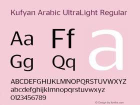 Kufyan Arabic UltraLight