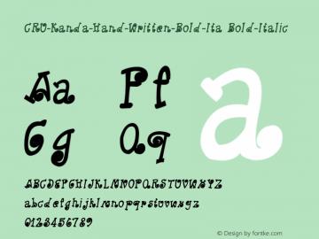 CRU-Kanda-Hand-Written-Bold-Ita