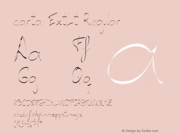 carta ExtLt