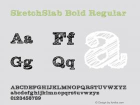 SketchSlab Bold