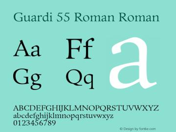 Guardi 55 Roman