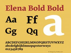 Elena Bold