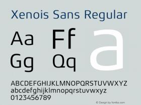 Xenois Sans
