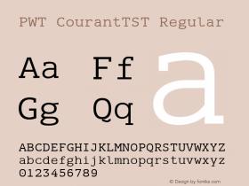 PWT CourantTST