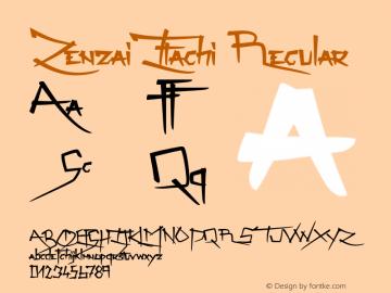 Zenzai Itachi
