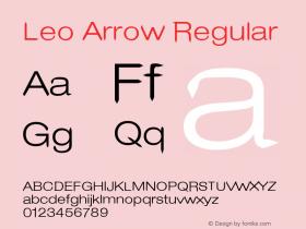 Leo Arrow