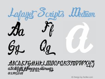 Lafayet Scripts