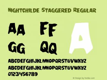 Nightchilde Staggered